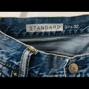 Levi's Jeans - 1969 Levi's Jeans Well Loved Perfectly Broken In